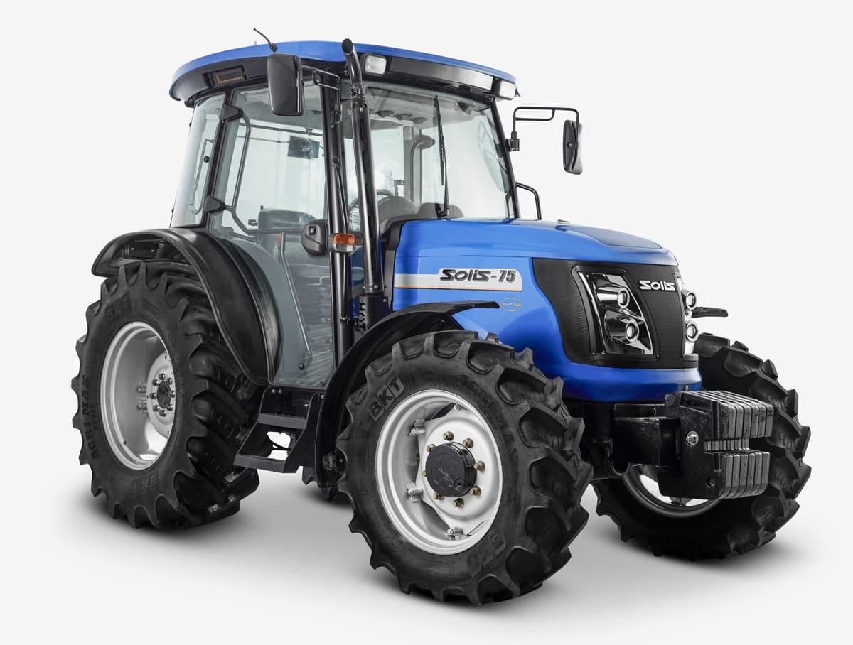 Solis 75 Traktor Facelift