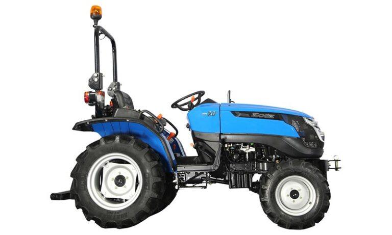 Traktor Solis 20
