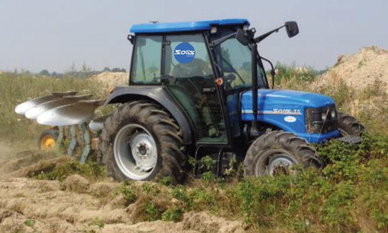 Traktor Solis 75