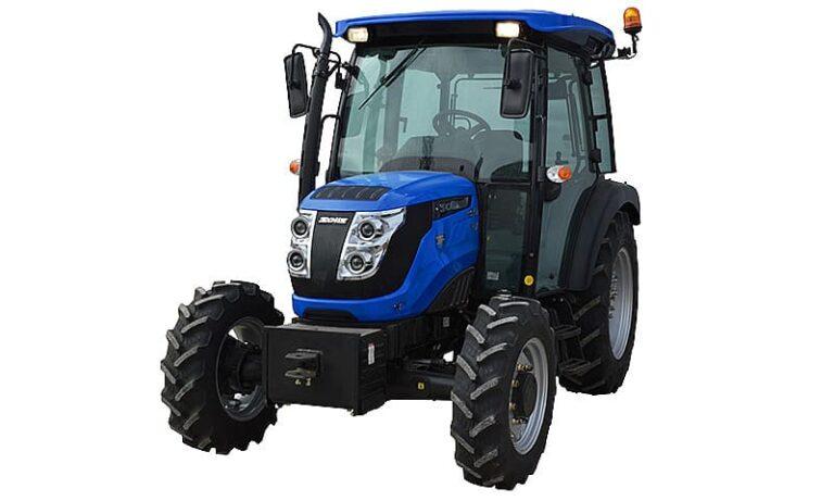 Traktor Solis 50 mit Kabine
