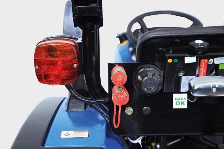 Solis 26 Traktor 11