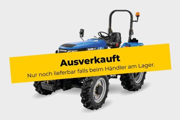 Solis 50 Traktor