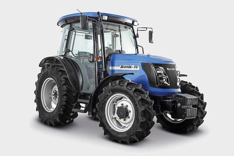 Solis 75CDRi Traktor