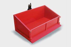 TracTEC No56 Kippbare Transport Box